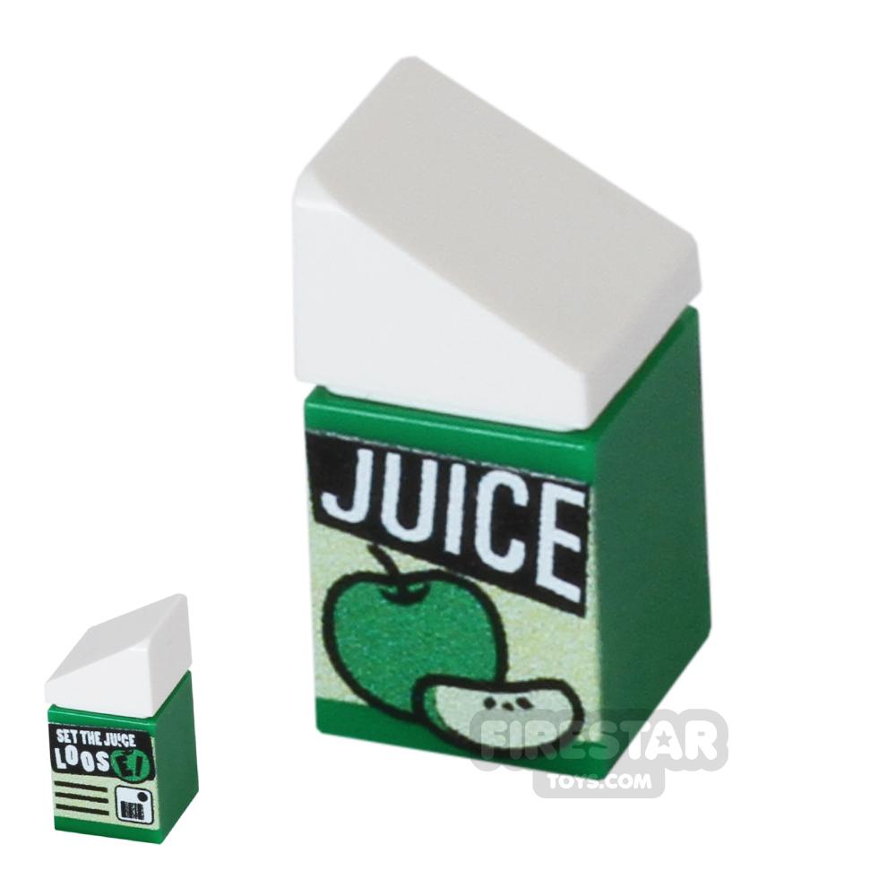 Custom Design - Apple Juice