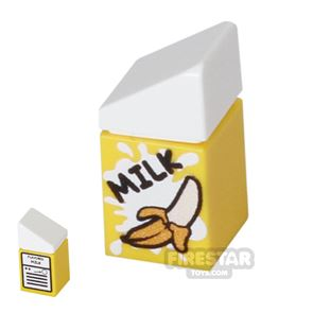 Custom Design - Banana Milk