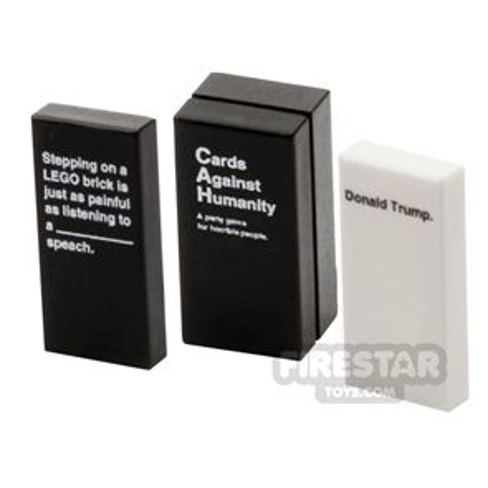 Custom Design - Cards Against Humanity Set