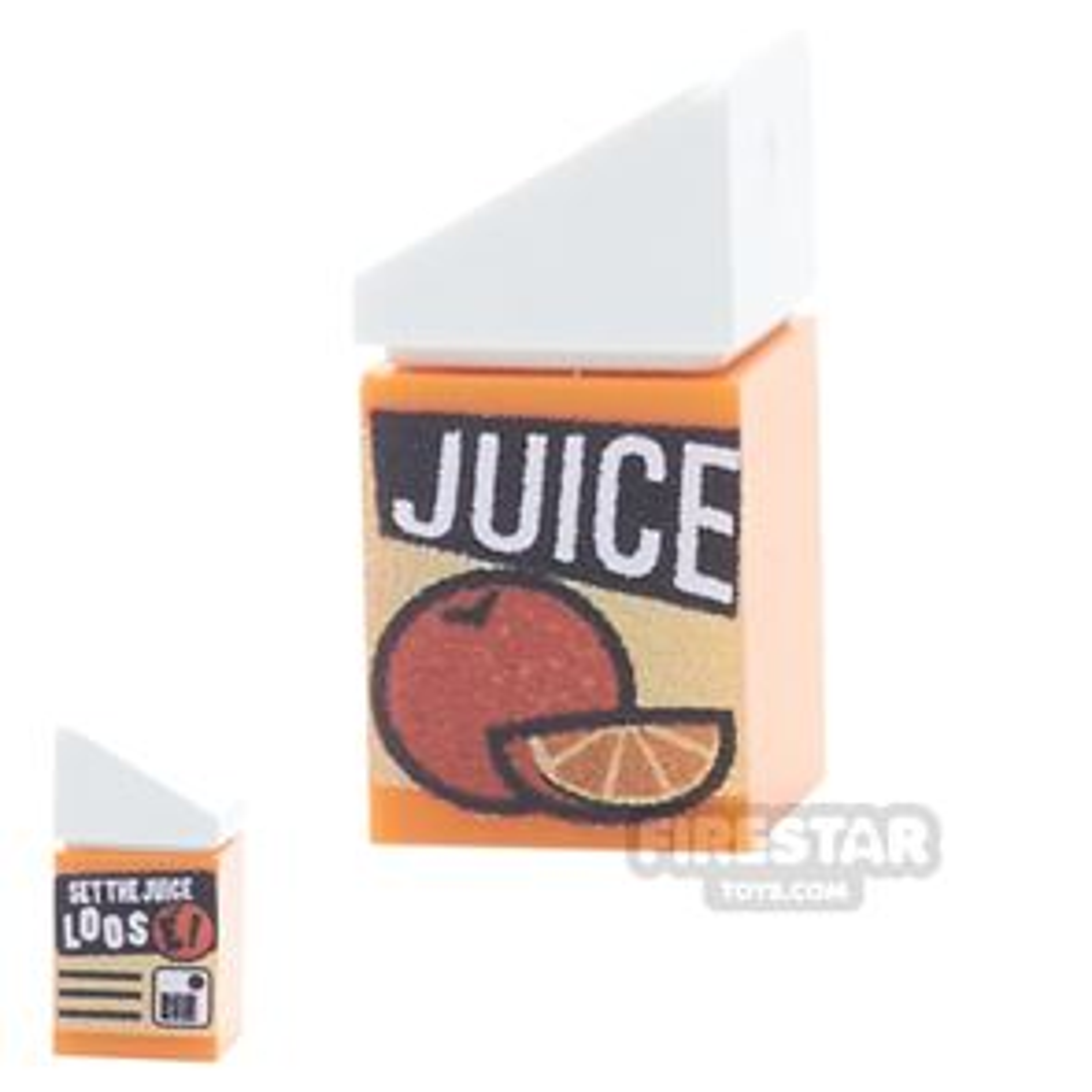 Custom Design - Orange Juice