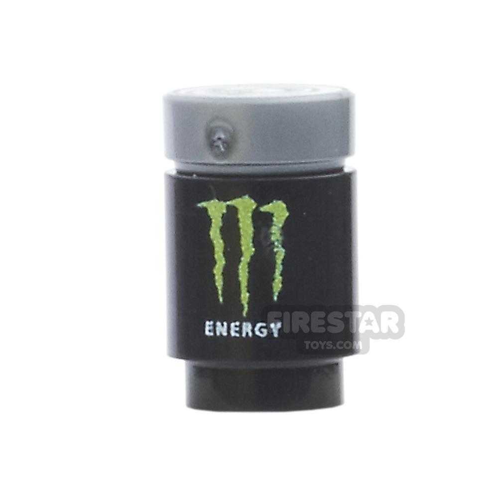 Custom Design - Monster Energy Drink