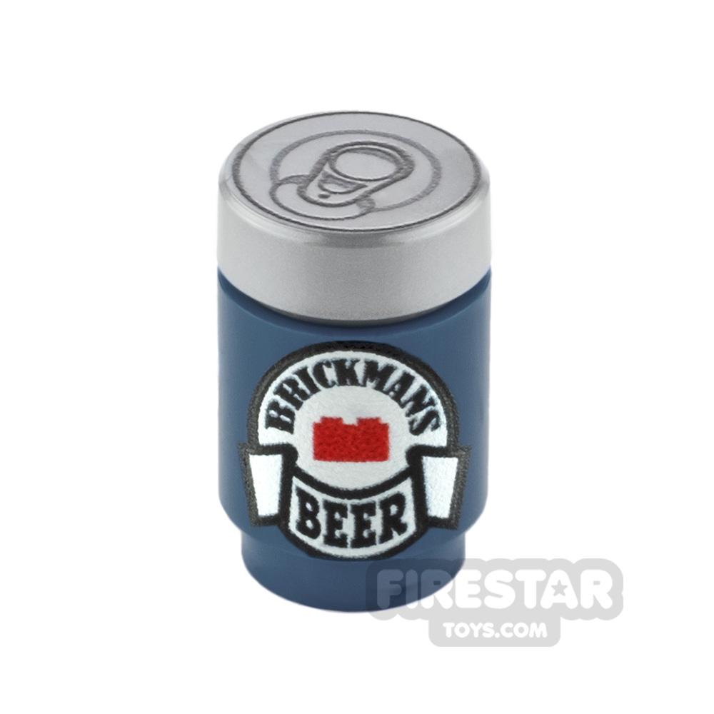 Custom Design Brickmans Beer Can