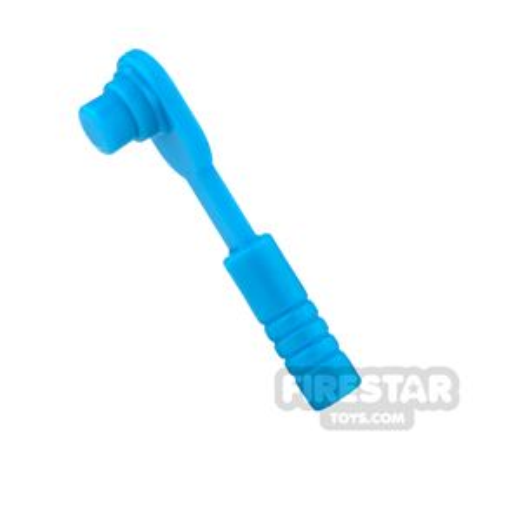 LEGO - Ratchet / Socket Wrench - Dark Azure