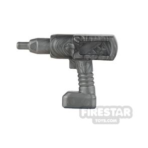 LEGO - Cordless Electric Impact Wrench / Drill - Flat Silver