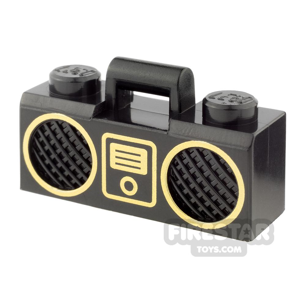 LEGO - Boom Box - Black
