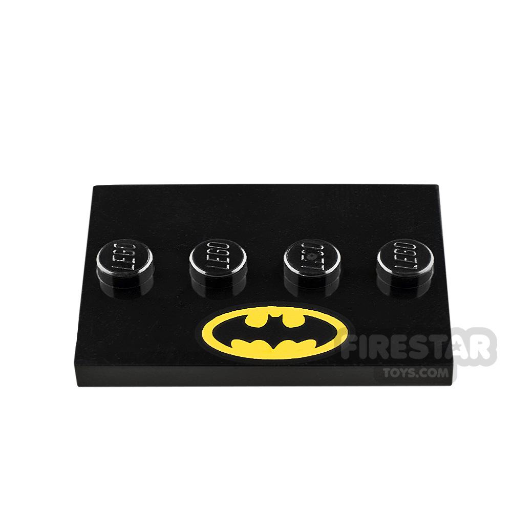 LEGO - Mini Figure Stand - Batman Logo