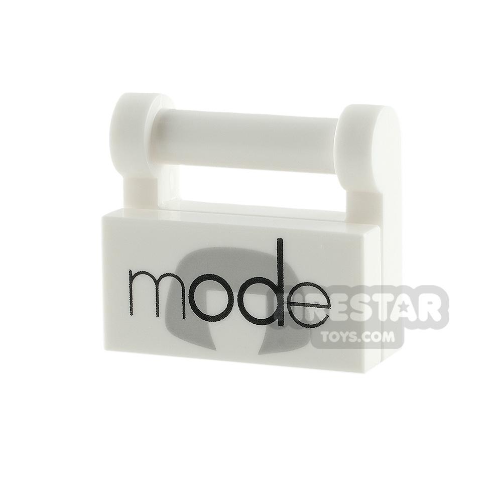 LEGO Edna Mode Briefcase