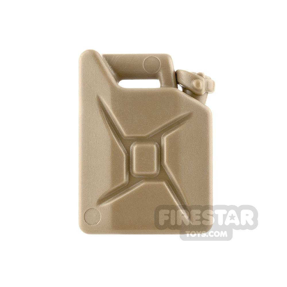 BrickWarriors Gas Fuel Can