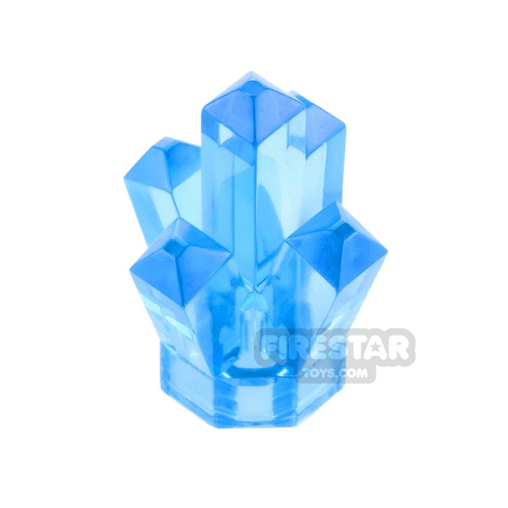 LEGO Rock Crystal 1x1 5 Point
