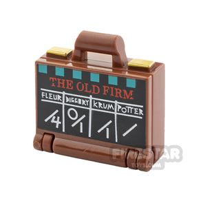 LEGO Briefcase with Tally Chart