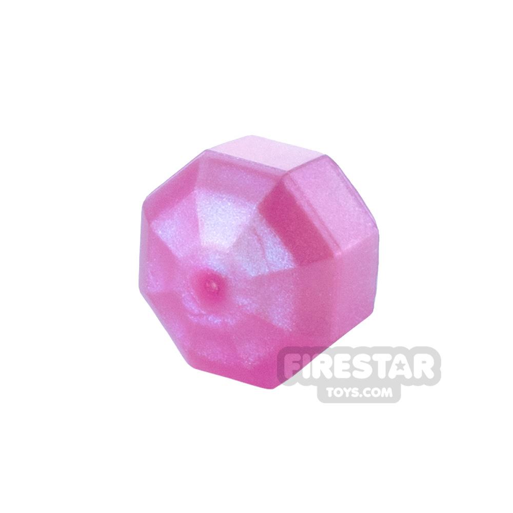 LEGO Rock Jewel 1x1 Octagonal