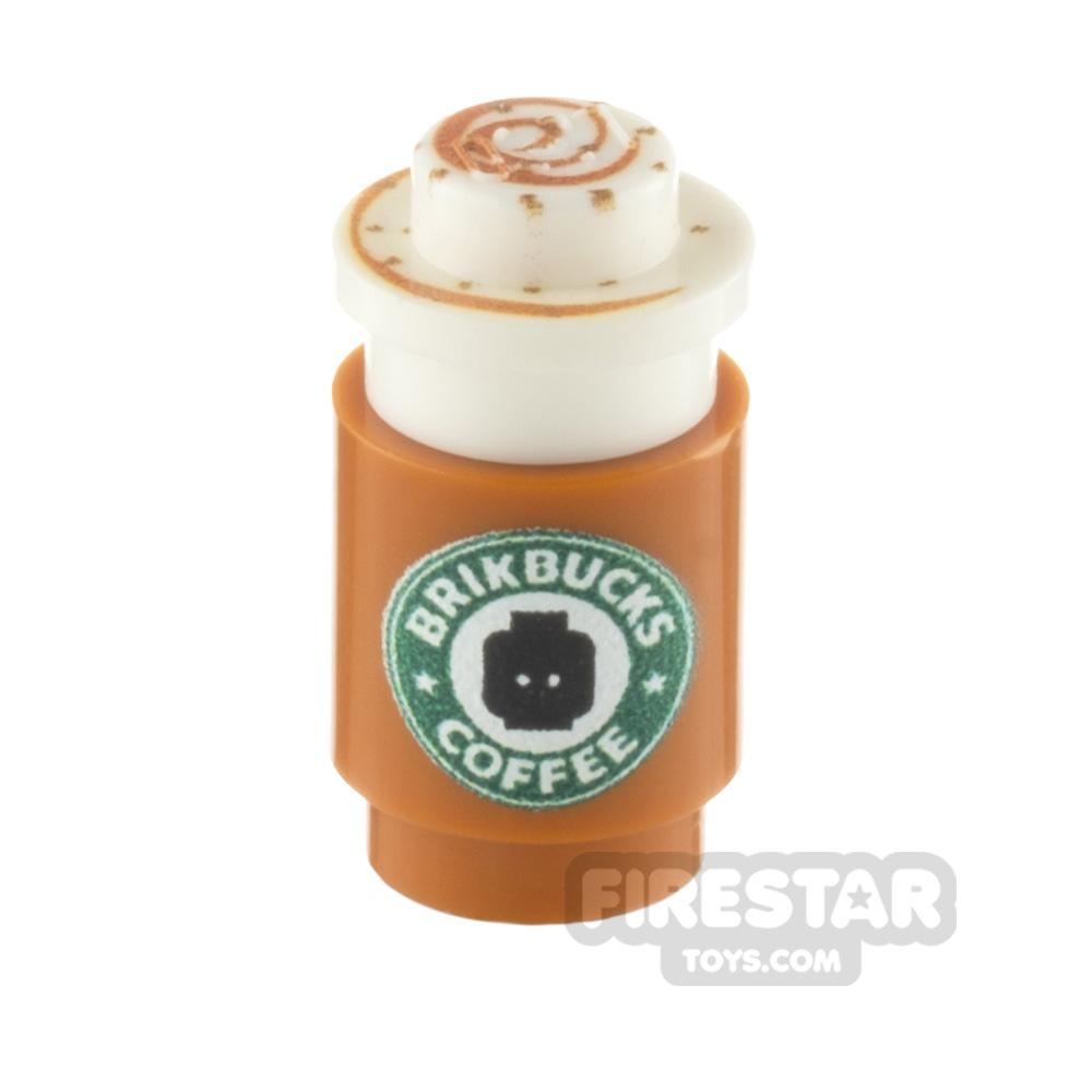 Custom Design Brikbucks Pumpkin Spice Latte