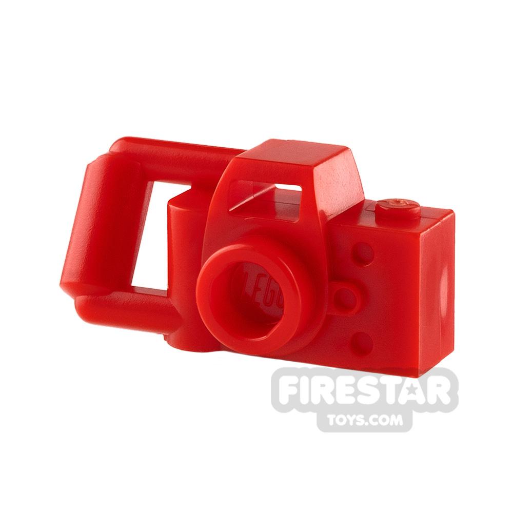 LEGO - Camera - Red