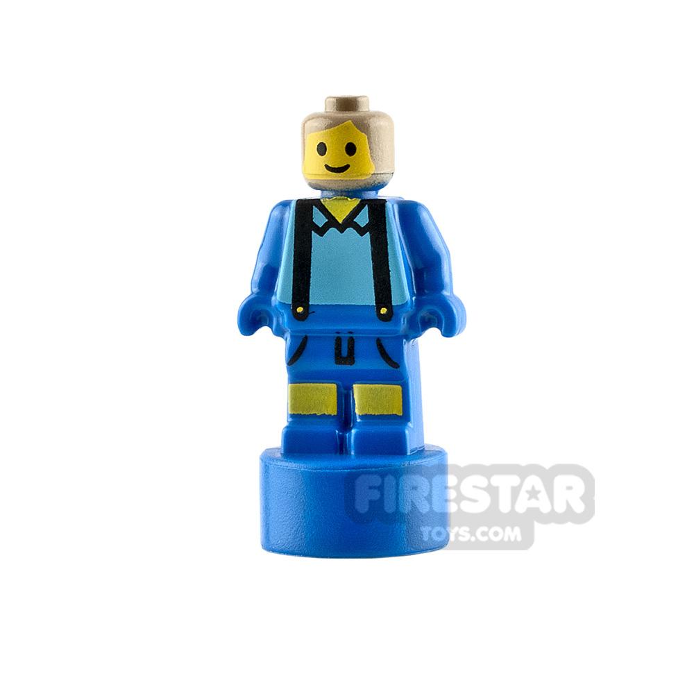 LEGO Minifigure Trophy Statuette Jack