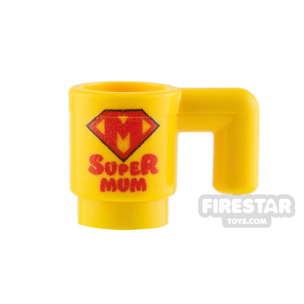 Custom Design Cup Super Mum
