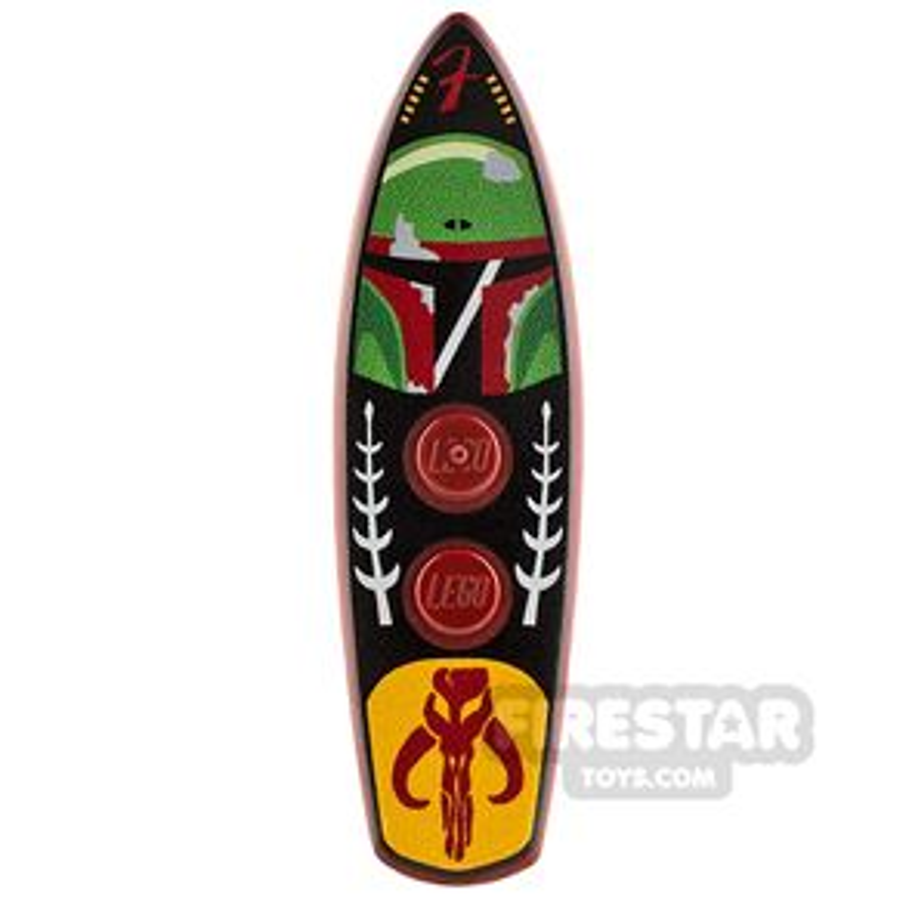 Custom Design Surfboard Boba