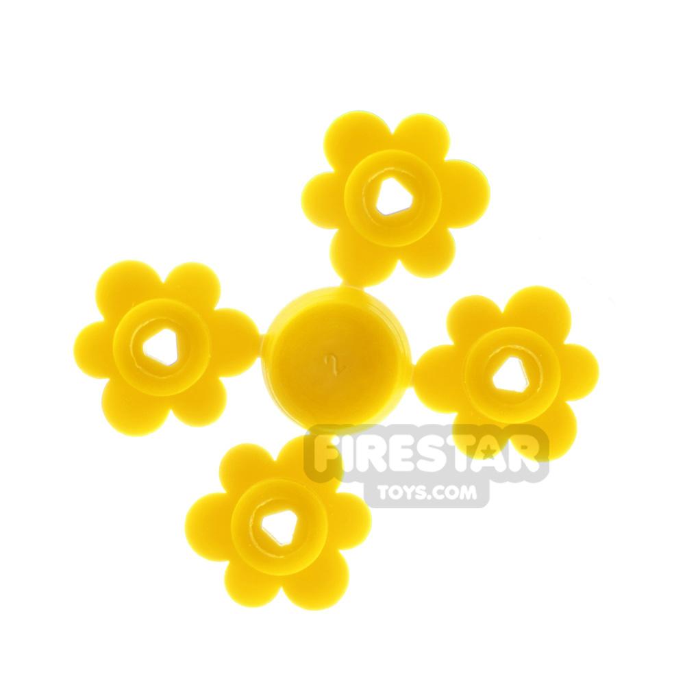 LEGO Flowers - Yellow