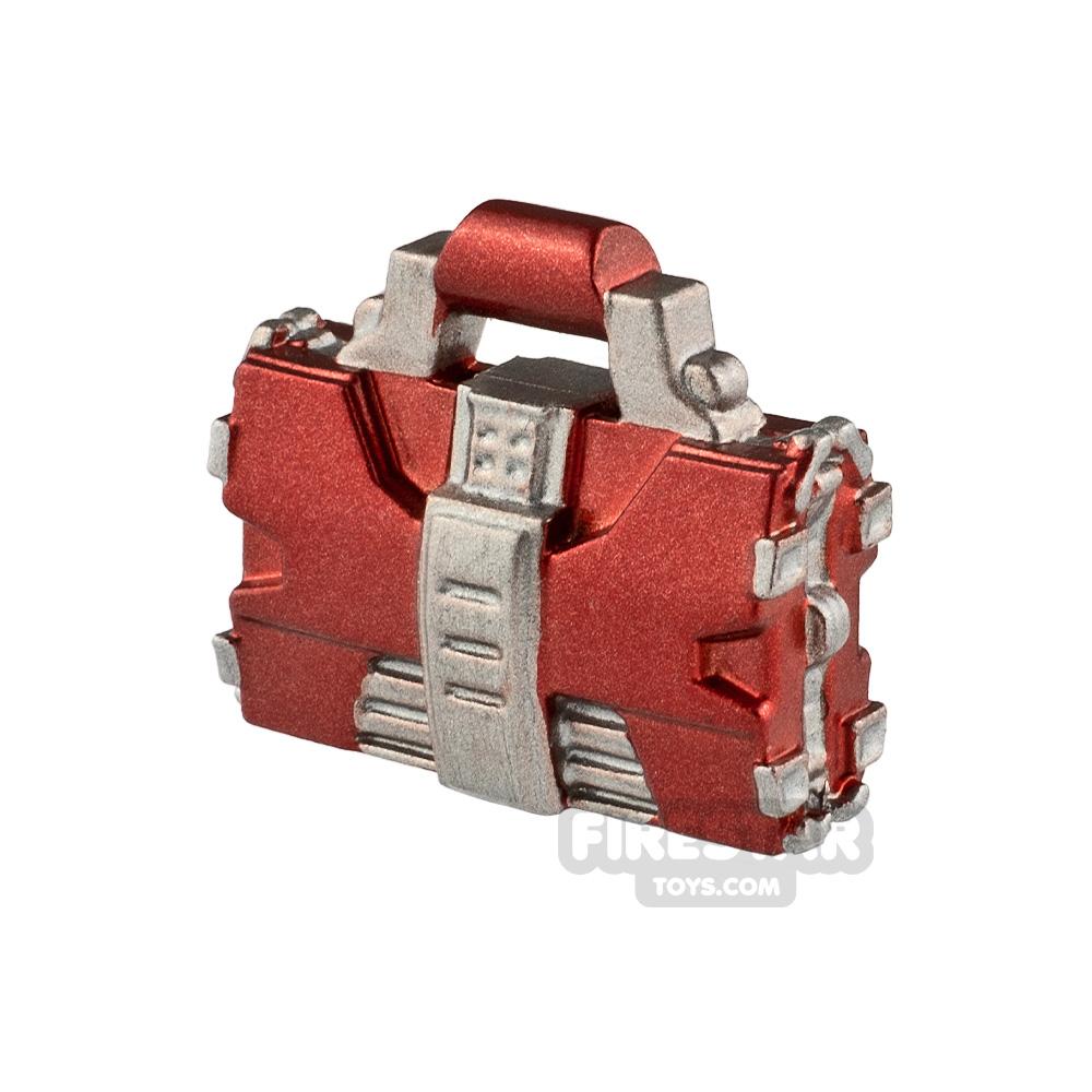 Custom Minifigure Accessory Iron Man MK5 Suitcase