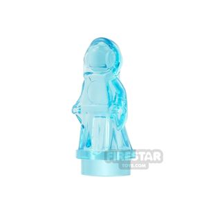 LEGO Minifigure Statuette with Dress and Hood