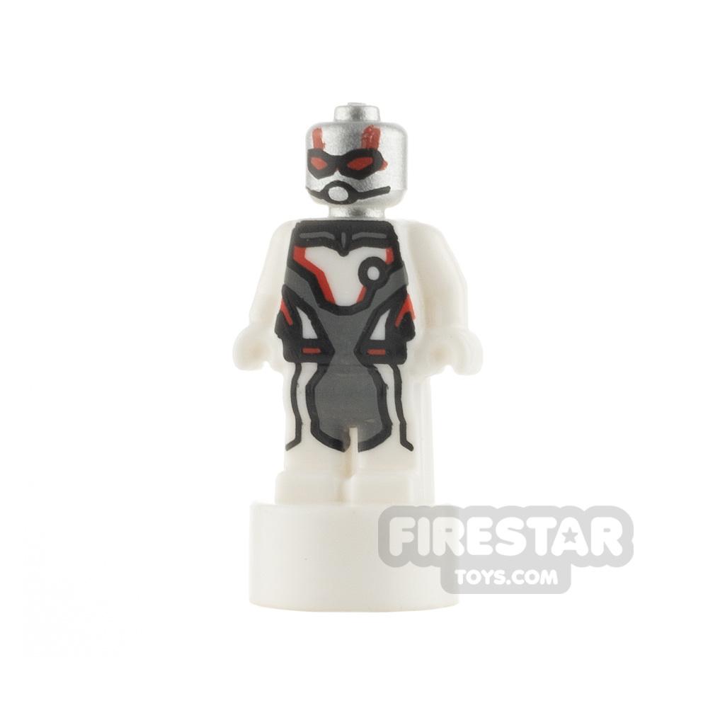 LEGO Minifigure Statuette Ant-Man White Jumpsuit
