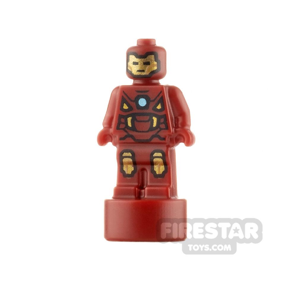 LEGO Minifigure Statuette Iron Man
