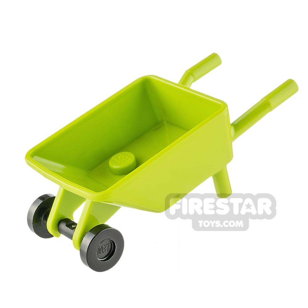 LEGO Wheelbarrow Trolley Wheels