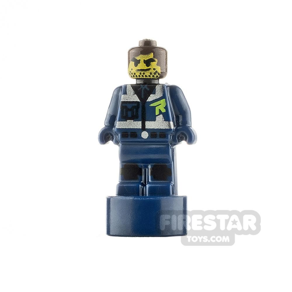 LEGO Minifigure Statuette Rex Dangervest
