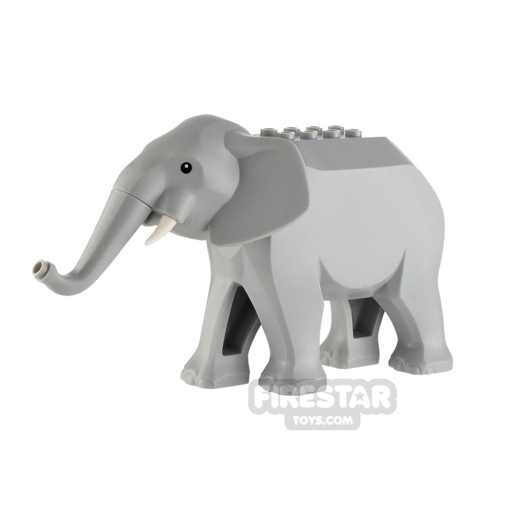 LEGO Animals Minifigure Elephant