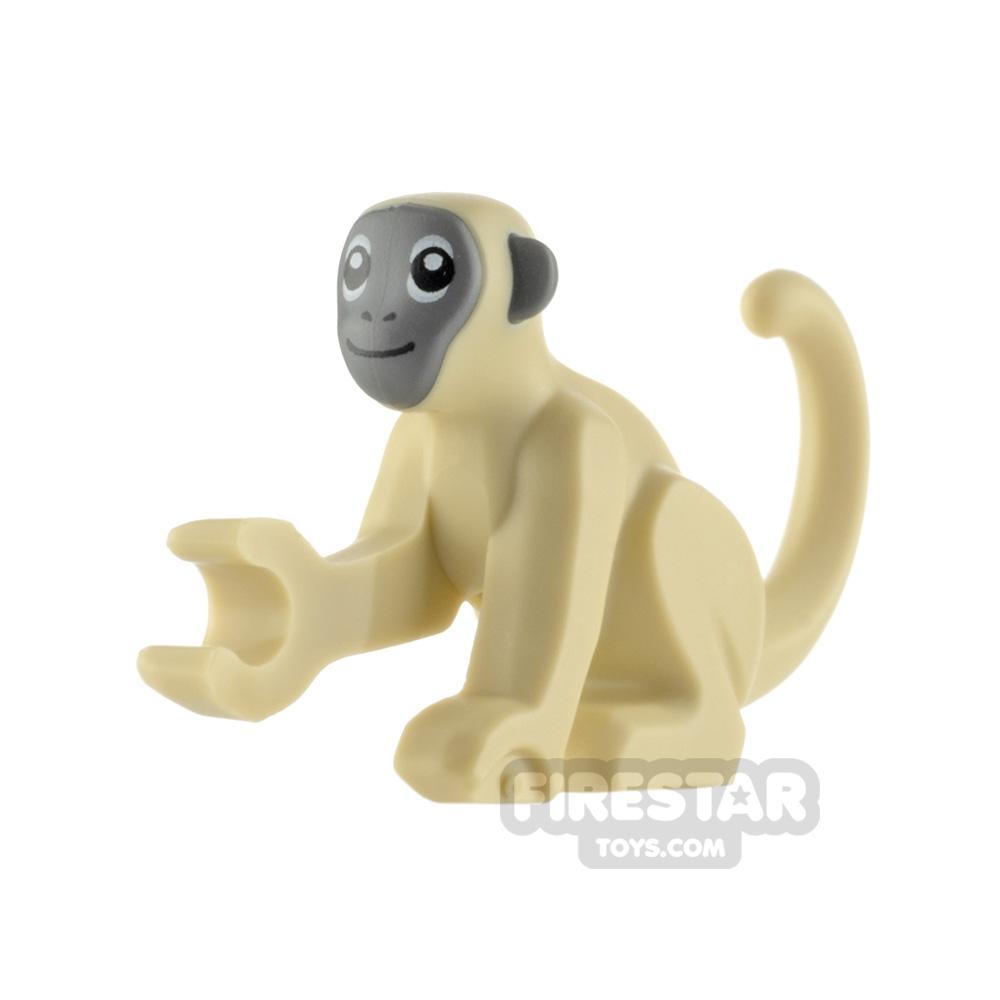 LEGO Animals Minifigure Monkey