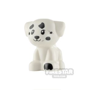 LEGO Animals Minifigure Puppy with Spots