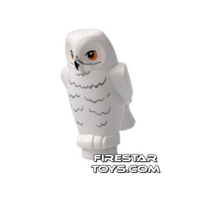 LEGO Animals Mini Figure - Owl White