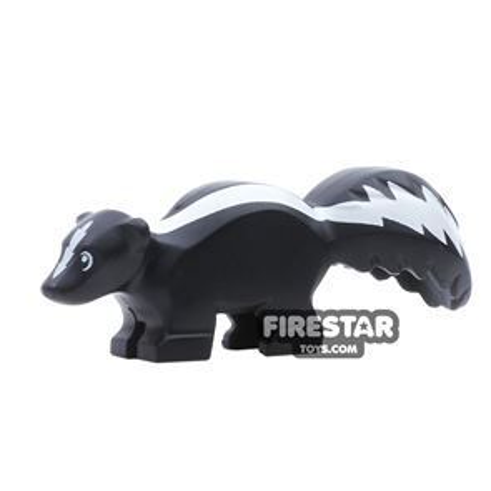 LEGO Animals Mini Figure - Skunk