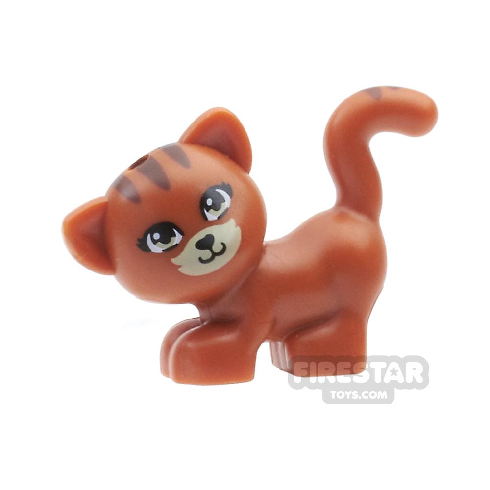 LEGO Animals Mini Figure - Cat - Standing