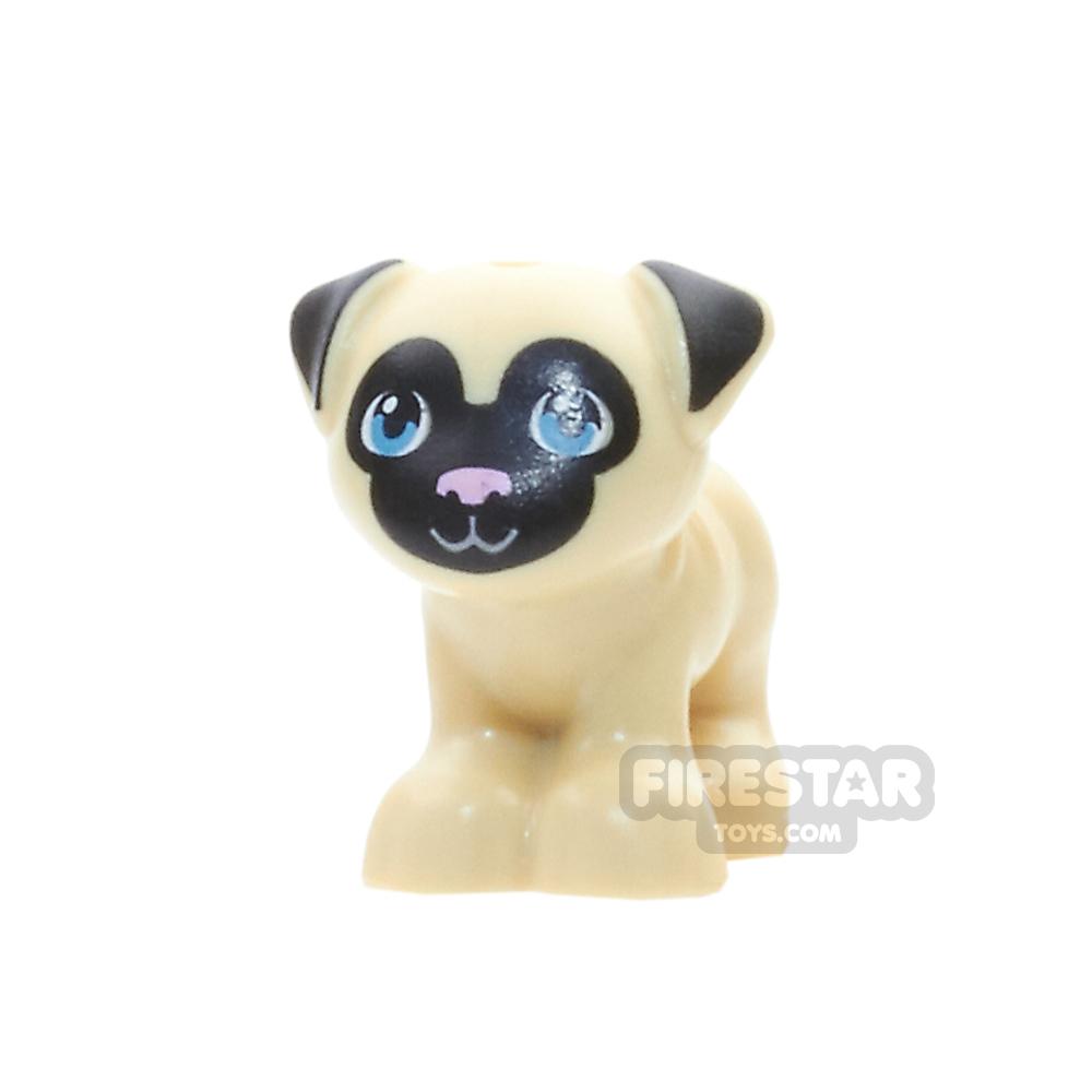 LEGO Animals Minfigure Pug