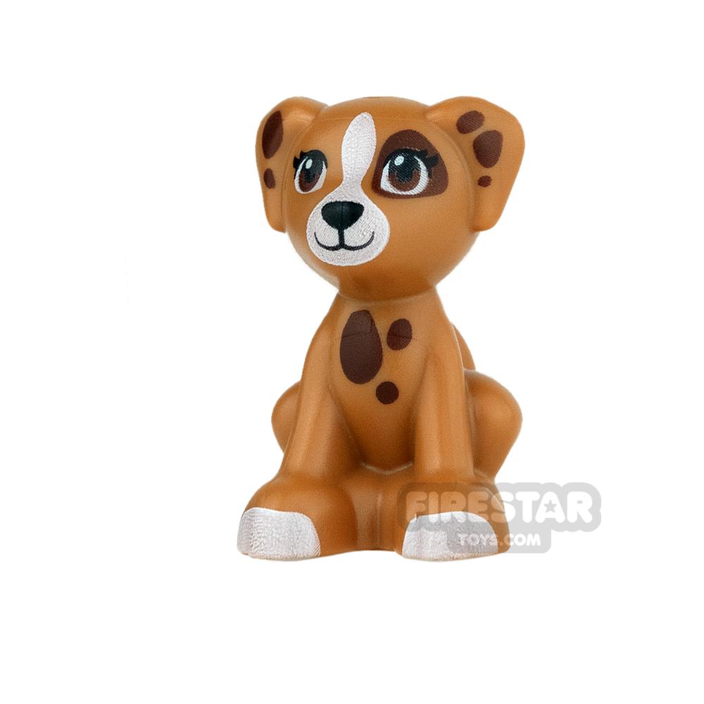 LEGO Animals Minifigure Sitting Puppy