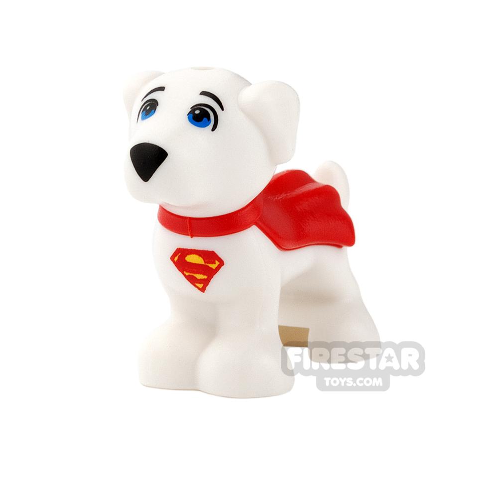LEGO Animals Mini Figure - Superdog - Krypto