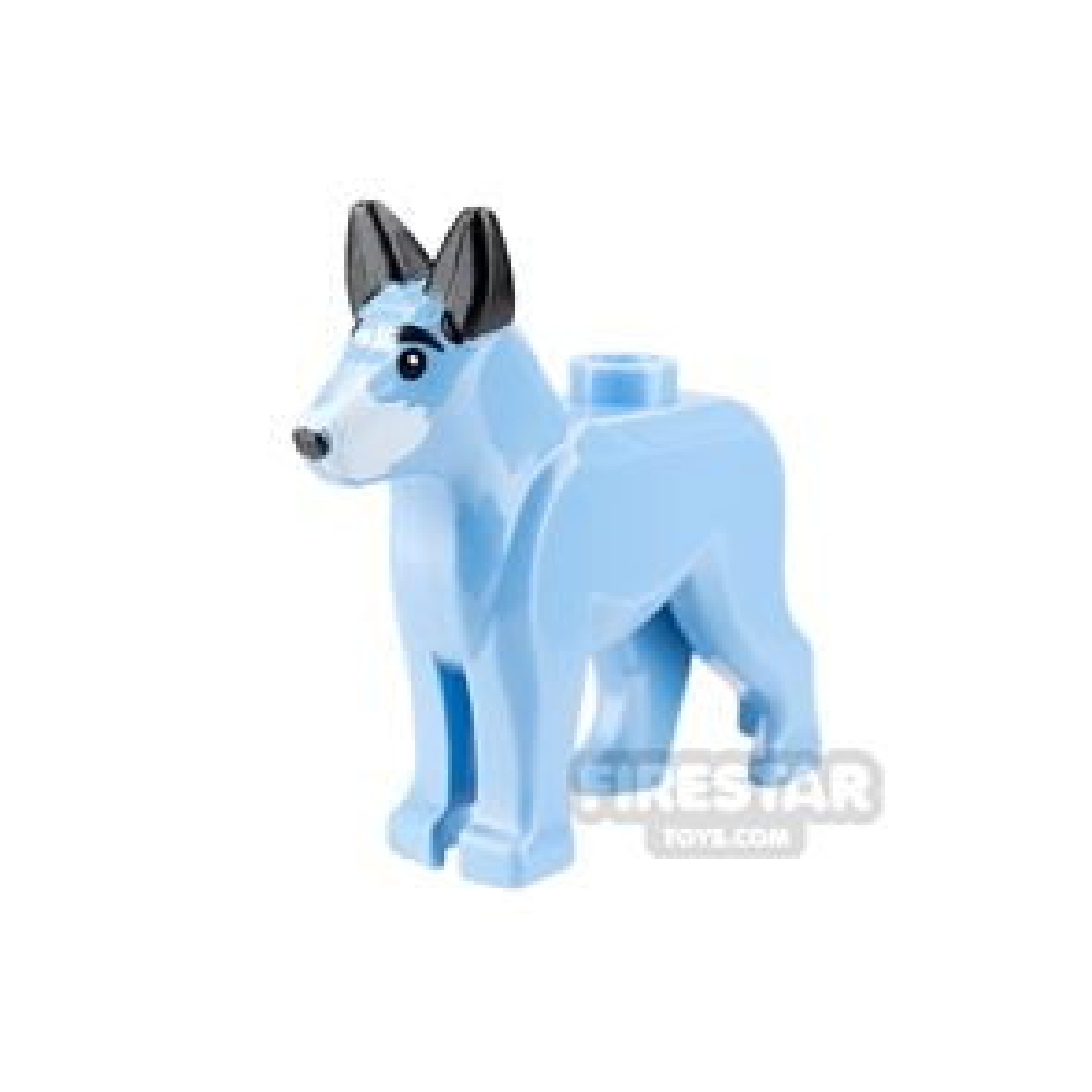 LEGO Animals Mini Figure - Wonder Dog - without Cape