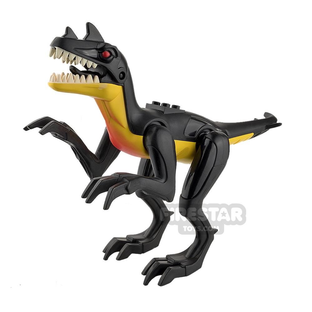 LEGO Animals Mini Figure - Raptor - Black