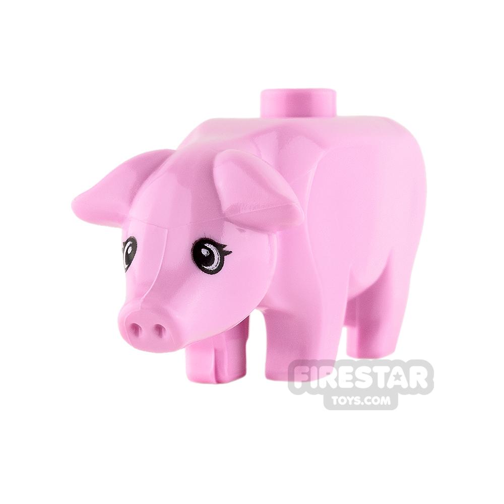 LEGO Animals Minifigure Pig