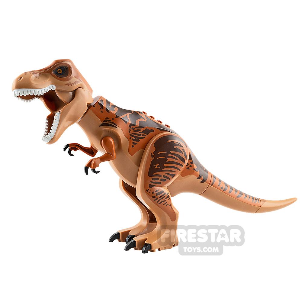 LEGO Animals Mini Figure - T-rex - Medium Dark Flesh