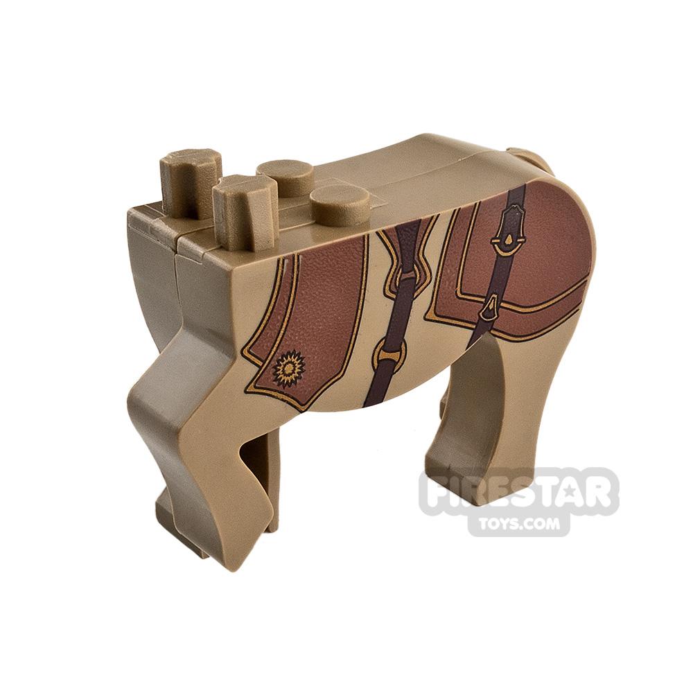 BrickForge Animals Mini Figure Centaur Courser