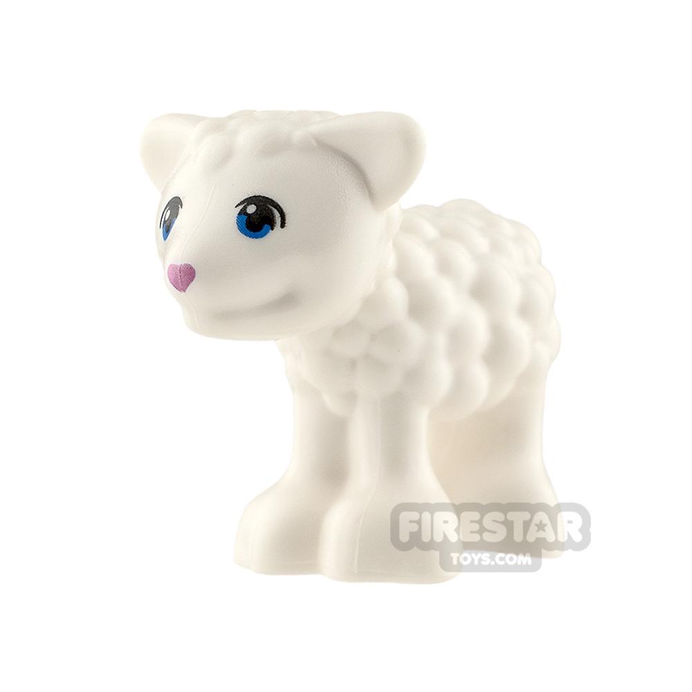 LEGO Animals Minifigure Lamb