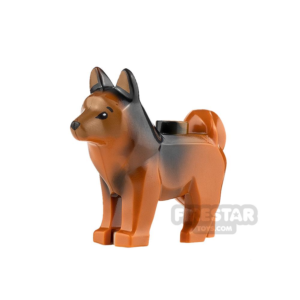 LEGO Animals Mini Figure Husky Dog