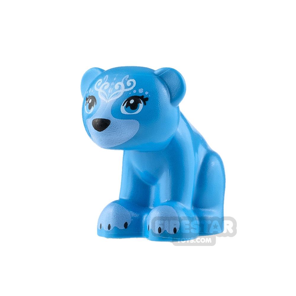 LEGO Animals Minifigure Bear Cub Face Decorations