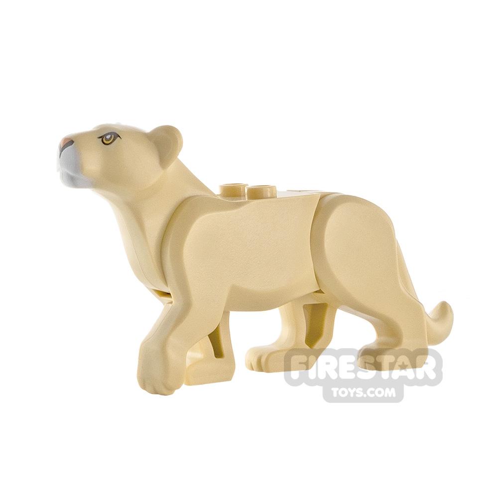 LEGO Animals Minifigure Lioness