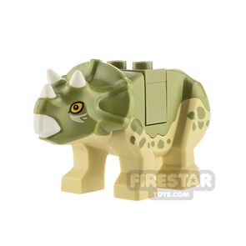LEGO Animals Minifigure Baby Triceratops Dinosaur