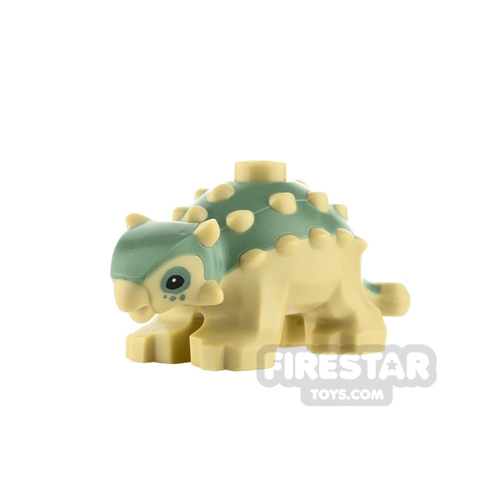 LEGO Animals Minifigure Baby Ankylosaurus Dinosaur