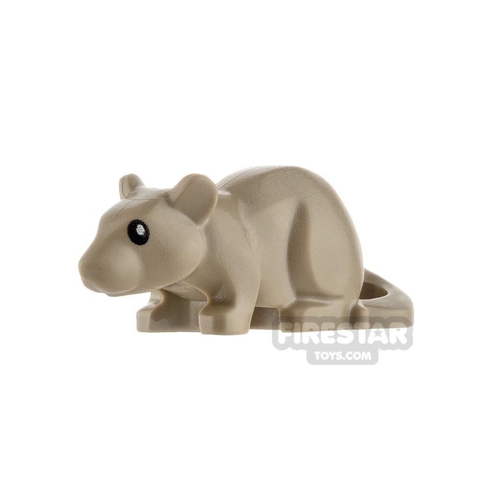LEGO Animals Mini Figure Rat