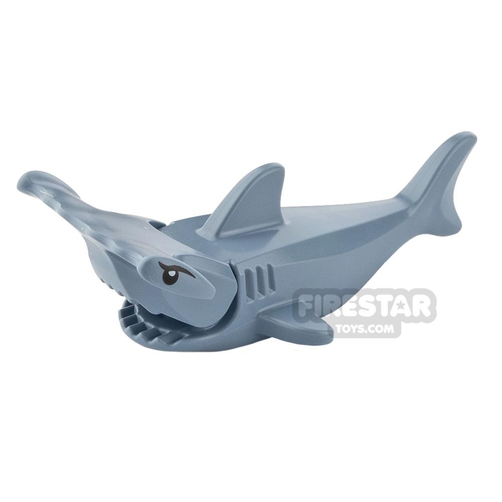 LEGO Animals Minifigure Hammerhead Shark
