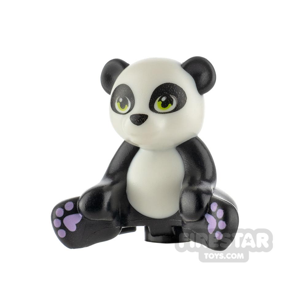 LEGO Animals Minifigure Sitting Panda